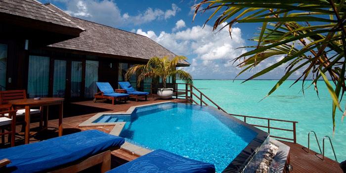 Maldives - Olhuveli 4*