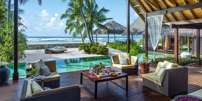 Maldives - Shangri-La's Villingili Resort & Spa 5*